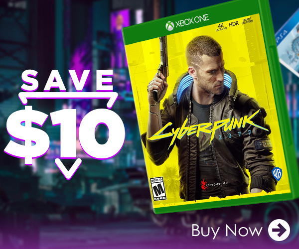 Home Page Primary - Cyberpunk $10 off