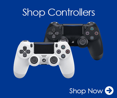 PS4 Platform Featured Secondary B - SHOP Controllers