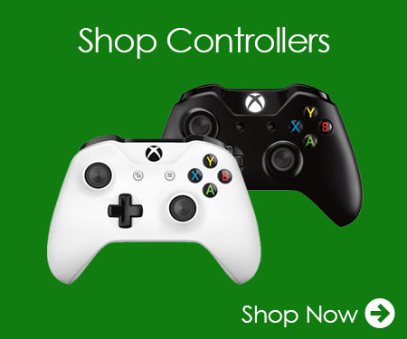 XB1 Platform Featured Secondary B - SHOP Controllers