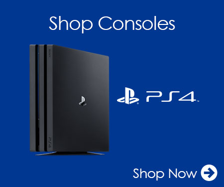 PS4 Platform Featured Primary B - SHOP Pre-orders