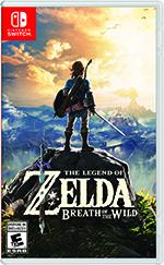 The Legend Of Zelda: Breath Of The Wild - Bilingual Version