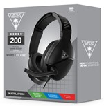 Turtle Beach® Recon 200 Amplified Gaming Headset for Xbox and PlayStation®