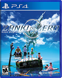 Zanki Zero: Last Beginning -  Day One Edition