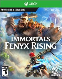 Immortals Fenyx Rising Bilingual