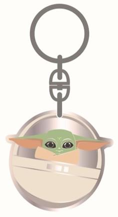 Star Wars Mandalorian - Baby Yoda Key Chain