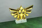 Zelda Hyrule Gold Crest Light