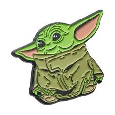 Baby Yoda Sitting Pin