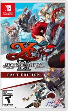 Ys IX: Monstrom NOX - Pact Edition
