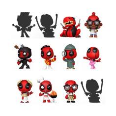 Mystery Minis: Deadpool 30th