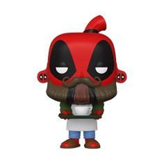 Pop! Marvel: Deadpool 30th- Coffee Barista