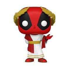 Pop! Marvel: Deadpool 30th- Roman Senator Deadpool