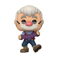 Pop! Disney: Pinocchio - Geppetto W/ Accordion