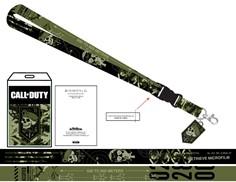 Call of Duty Cold War Lanyard