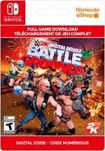 WWE 2K Battlegrounds  Digital Deluxe Edition
