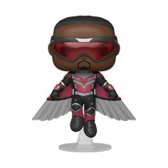 Pop! The Falcon & Winter Soldier - Falcon (flying)