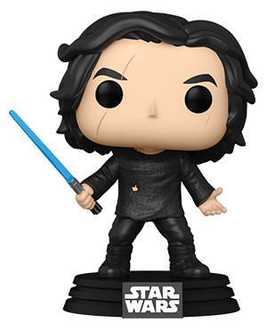 Pop! Star Wars: The Rise of the Skywalker - Ben Solo w/Blue Saber