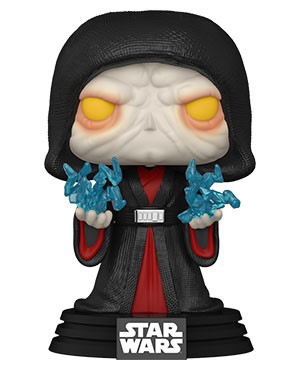 Pop! Star Wars: The Rise of the Skywalker - Revitalized Palpatine