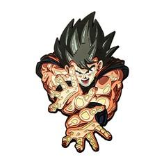 Dragon Ball Z 6-inch Goku Enamel Pin