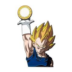 Dragon Ball Z 6-inch Vegeta Enamel Pin
