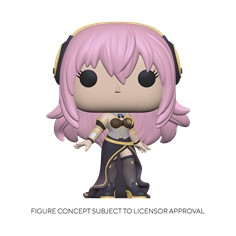Pop! Animation: Vocaloid - Mergurine Luka V4X