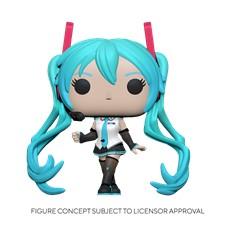 Pop! Animation: Vocaloid - Hatsune Miku V4X