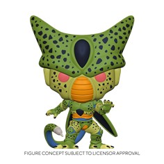 Pop! Animation: Dragon Ball Z S8- Cell (First Form)