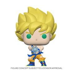 Pop! Animation: Dragon Ball Z S9- SS Goku w/ Kamehameha Wave