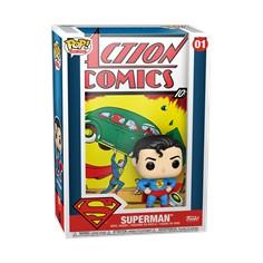 Pop! Vinyl Comic Cover: DC- Superman Action Comic