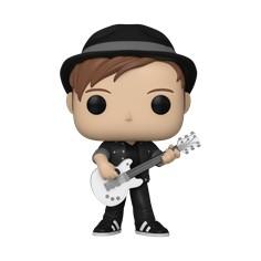 Pop! Rocks: Fall Out Boy- Patrick Stump