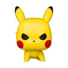 Pop! Games: Pokemon S6- Pikachu (attack stance)