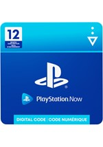 PlayStation Now 12-Month Membership