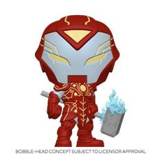 Pop! Marvel: Infinity Warps- Iron Hammer