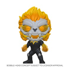 Pop! Marvel: Infinity Warps- Ghost Panther