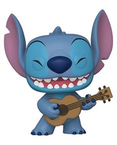 Pop! Disney:Lilo&Stitch- Stitch w/Ukelele