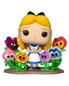 Pop! Deluxe: Alice in Wonderland 70th– Alice in Wonderland w/Flowers