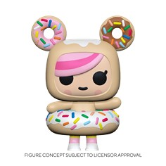 Pop! Funko: Tokidoki- Donutella