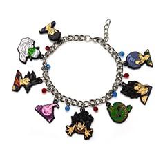 Dragon Ball Z Character Charm Bracelet
