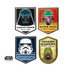 Star Wars Dark Side Pin Set