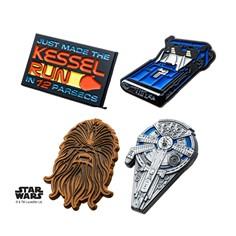 Star Wars 4-Pack Lapel Pin Set