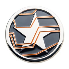 The Winter Soldier Badge Pin