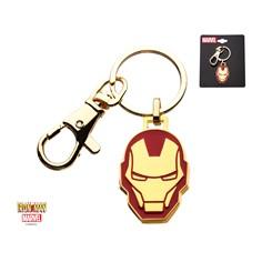 Ironman Face Key Chain
