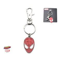 Spiderman Face Key Chain