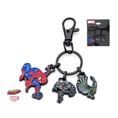 Spiderman Venom Charm Key Chain