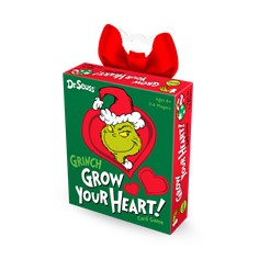 Signature Games The Grinch Who Stole Xmas Card Game