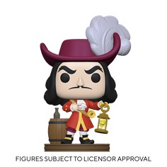Pop! Villains Captain Hook