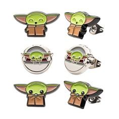 Star Wars Baby Yoda Earring Set