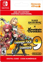 Super Smash Bros. Ultimate: Challenger Pack 9 - Pyra & Mythra