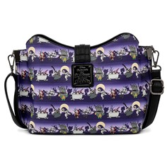 The Nightmare Before Christmas Character Line Crossbody