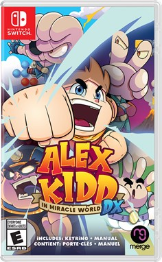 Alex Kidd In Miracle World DX | SWITCH