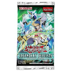 Yu Gi Oh!  Legendary Duelists: Synchro Storm - French packaging